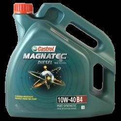 Масло Castrol Magnatec Diesel 10W40 В4 CF (4л) п/с